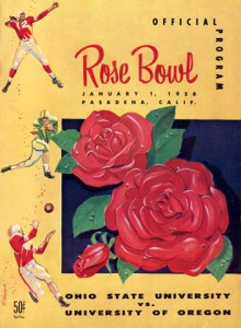 The 1958 Rose Bowl was Oregon's first return to the game since 1920