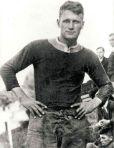 John Beckett played in two East-West Games, for Oregon and Mare Island