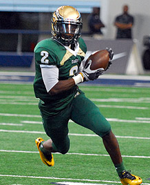 RB Dontre Wilson (4-Star/De Soto, TX/Rivals250)