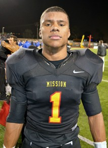 S/DB Max Redfield (4-Star/Mission Viejo, CA/Rivals100)