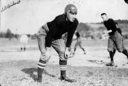 Bill Reinhart was successful in multiple sports as both a player and coach at Oregon. ©University of Oregon Libraries - Special Collections and University Archives