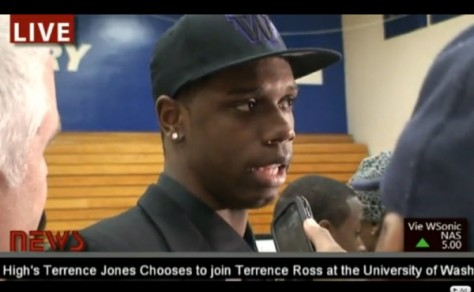 Terrence Jones commit to Washington, then left to play at Kentucky instead