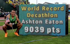 Win the day or break a world record? Why not do both!