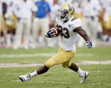 UCLA senior RB Johnathan Franklin looks to exceed 1,000 yards in 2012.