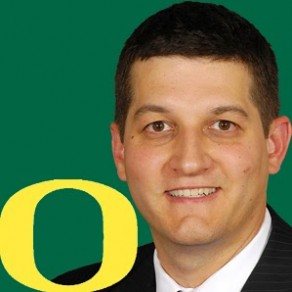 UO Associate Athletic Director Craig Pintens