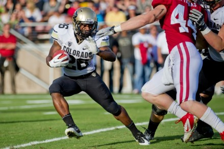 Colorado RB Tony Jones is the BUffaloes top returning rusher
