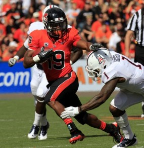 OSU RB Jovan Stevenson hopes for a better year in 2012