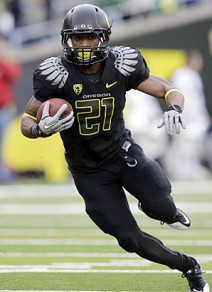 LaMichael James