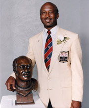 Mel Renfro, NFL Hall of Fame class of 1996