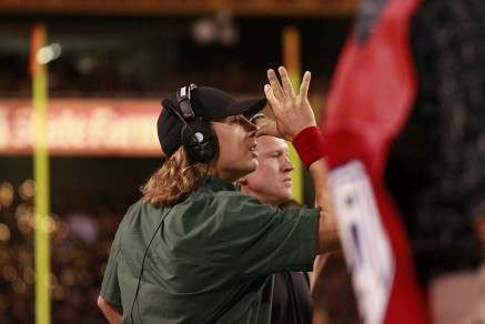 This play-call seemed oddly fitting for the way Oregon toyed with ASU all night