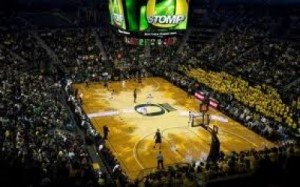 Matt Court, home of the Ducks