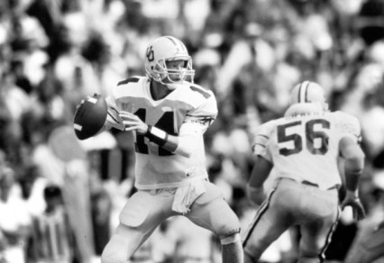 Bill Musgrave led Oregon to one of the biggest wins in Civil War history in 1987