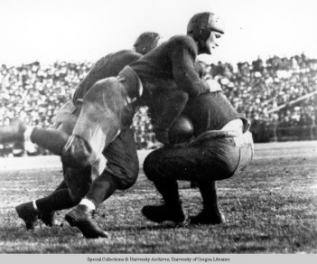 1917 Rose Bowl Shy Huntington