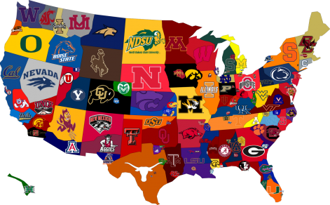 College football nation