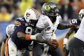 Nick Fairley vs Oregon