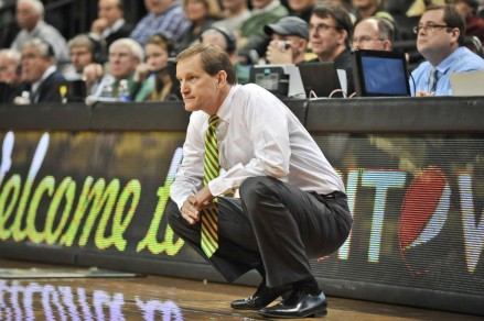 Dana Altman is Quickly Becoming a Legend at Oregon