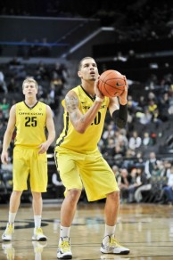 Austin is One of Two Transfers Who Has Impacted Oregon's Rise This Season