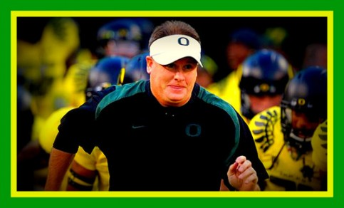 Figure 2. Chip Kelly - The Epitome of the Mentally Prepared Man