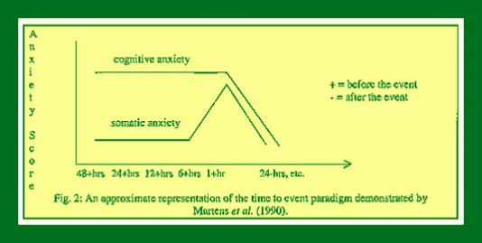 Figure 6. Multidimensional Theory of Anxiety