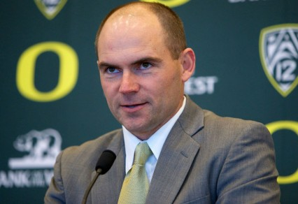 In his short tenure as Head Coach, Mark Helfrich has set himself up for success with the hires of Matt Lubick and Ron Aiken.