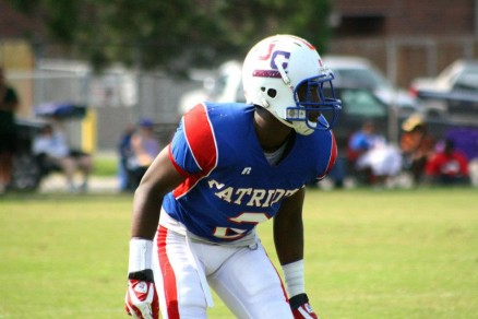 S Mattrell McGraw (NR/River Ridge, LA)