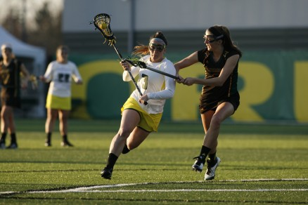 Oregon Lacrosse vs Vermont 088