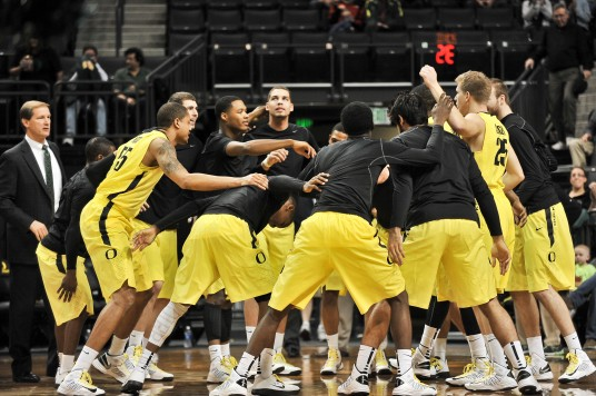 The Ducks Play Tonight For A Chance To Advance To The Elite Eight