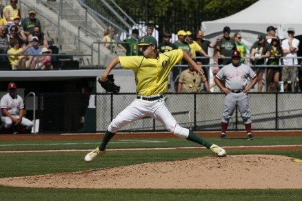 Cole Irvin continues his resiliency on the mound.