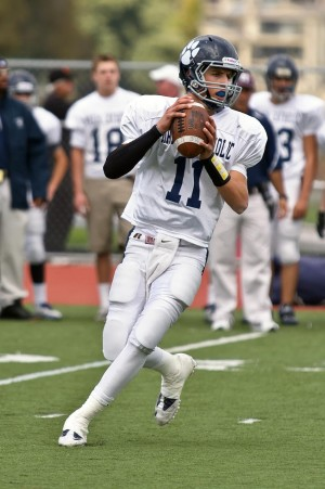 QB Morgan Mahalak (3-Star/Kentfield, CA)