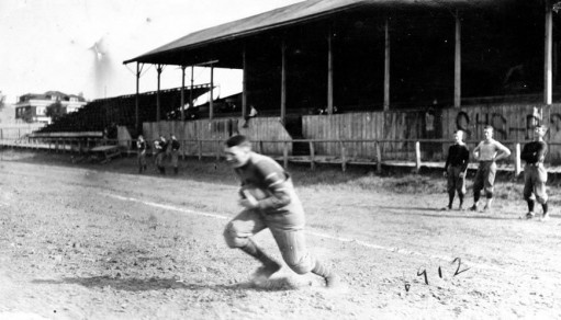 The original home of the Duck's Football and Track teams, Kincaid Field.