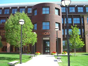 Head office  of the National Collegiate Athletic Assocoation