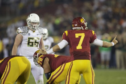 Oregon vs USC