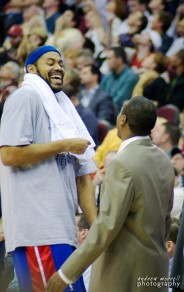 "Rasheed -- ""Just CTC, baby!"""