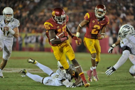 Agholor is one of many Tier-E players on the Trojan roster