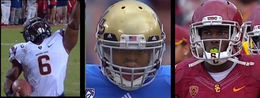 These three will battle for the Pac-12 South