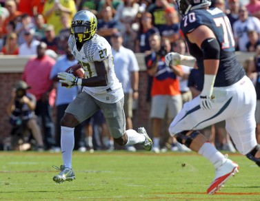 Terrance Mitchell is critical for Oregon.