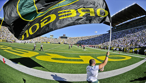 Right in the thick of Autzen...and the season.