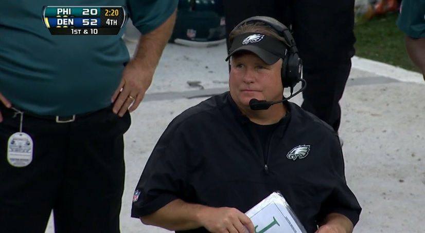 Chip Kelly's worst loss ever