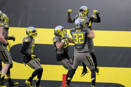 Like Walter Thurmond in 2009, De'Anthony Thomas' kick return for a TD changed the game against Utah