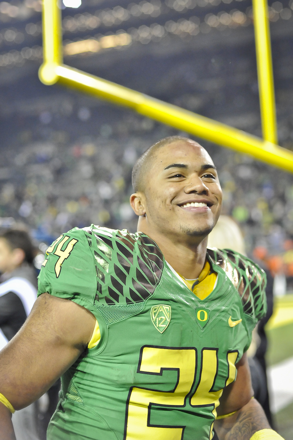 There are big things ahead for Thomas Tyner