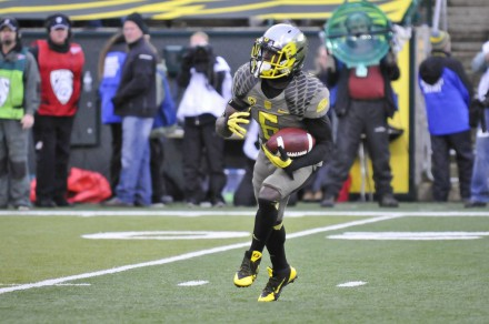 DAT's kickoff return TD gave the Ducks a spark against Utah that will hopefully light a fire under the team for the rest of the season.