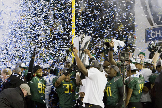 Can the Ducks re-establish themselves as Pac-12 Champions this season?