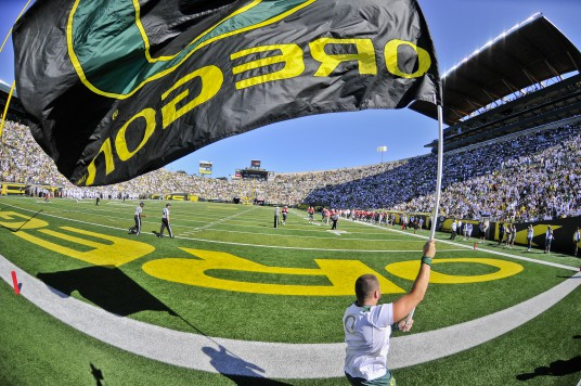 Sadly, there's another eight and a half until another game at Autzen Stadium.