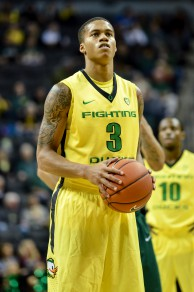 Joseph Young has been a key part of Oregon's perfect start to the season