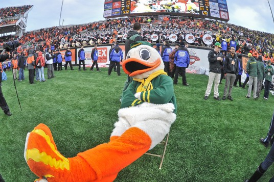 Don't worry, The Duck isn't going anywhere