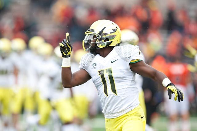 Bralon Addison showing us how good the Ducks can be.
