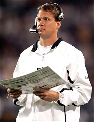 The dynamic Mr. Kiffin wondering if Alabama couldn't have done better