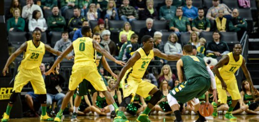 Oregon's defense was a key component in turning the season around this year.