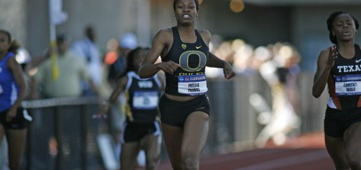 Phyllis Francis had an epic performance in the NCAA Championship