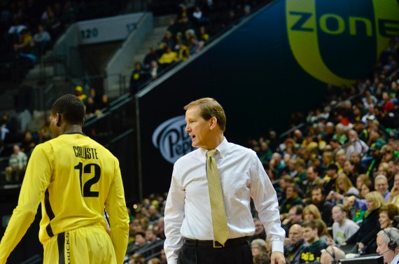 Dana Altman ranks 55th all-time in Division I wins